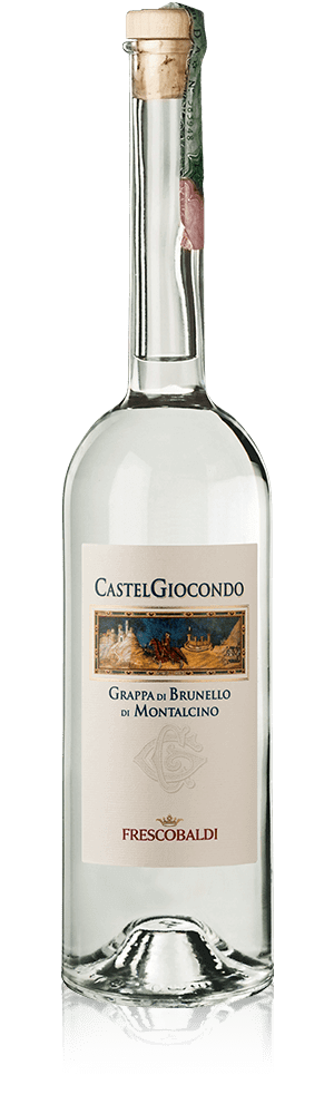 CastelGiocondo Grappa